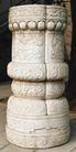 石柱饰0082,石柱饰,纹饰雕塑,柱子 底层 图形