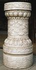 石柱饰0087,石柱饰,纹饰雕塑,