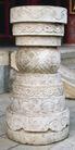 石柱饰0089,石柱饰,纹饰雕塑,