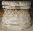 石柱饰0095,石柱饰,纹饰雕塑,石桌 线条 艺术