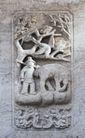 壁雕遗雕0056,壁雕遗雕,纹饰雕塑,