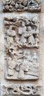 壁雕遗雕0070,壁雕遗雕,纹饰雕塑,中华 古老 文化