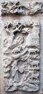 壁雕遗雕0085,壁雕遗雕,纹饰雕塑,