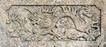 壁雕遗雕0091,壁雕遗雕,纹饰雕塑,飞龙 石纹 栏杆