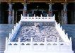 龙腾石雕0105,龙腾石雕,纹饰雕塑,白玉栏 护栏 中华文化