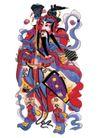 门神武将0093,门神武将,工艺,中国 民间 风俗