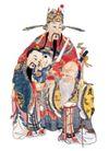 门神武将0095,门神武将,工艺,财神 寿星 艺术