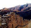壁垒森严,历史胜地,首都风光,城墙 砖石 残破