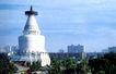 妙应寺白塔,历史胜地,首都风光,佛塔 城市 建筑
