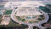 首都国际机场,历史胜地,首都风光,天安门 广场 俯瞰