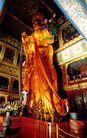 雍和宫弥勒佛站像,中国名胜,首都风光,