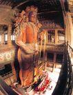 雍和宫弥勒大佛,中国名胜,首都风光,