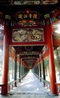 颐和园长廊-04,中国名胜,首都风光,
