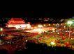 天安门,北京夜景,首都风光,路灯 中华 象征