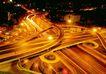 西直门立交桥,北京夜景,首都风光,十字 路口 桥梁