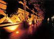 西长安街景-02,北京夜景,首都风光,灯光 映衬 墙面