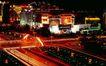 金融街,七彩之夜,首都风光,交通 建筑 五彩夜晚
