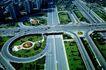 三元桥,时代首都,首都风光,圆弧 车道 盘旋