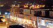 王府井大街-01,时代首都,首都风光,城楼 商厦 房屋