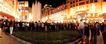王府井大街-03,时代首都,首都风光,市民 绿化 人群