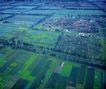 锦绣大地,时代首都,首都风光,平原 旱地 耕地