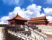 中和殿和保和殿,雄伟紫禁城,首都风光,深宫 雕栏 石彻