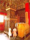 大自鸣钟,雄伟紫禁城,首都风光,参观 皇陵 棺墓