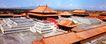 紫禁城三大殿俯瞰,雄伟紫禁城,首都风光,台阶 清代建筑 皇宫