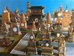 钟表馆,雄伟紫禁城,首都风光,文物 钟表 款式