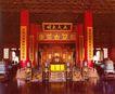 乾清宫-1,皇宫一角,首都风光,正大 光明 宝殿