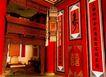 坤宁宫东暖阁,皇宫一角,首都风光,皇宫 御书房 摆设