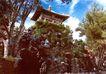 堆秀山,皇宫一角,首都风光,御花园 假山 阁楼