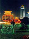 京城-02,辉煌北京,首都风光,巨型 灯笼 炫眼