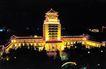 名族文化宫,辉煌北京,首都风光,夜色 灯火 景色
