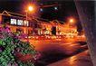 平安大街,辉煌北京,首都风光,照明 路面 道路