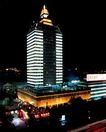 新华通讯社,辉煌北京,首都风光,高楼 首都风景 北京夜色
