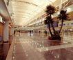 首都机场侯机厅,辉煌北京,首都风光,