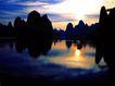 渔歌唱晚,名城楼宇,首都风光,桂林 风景 水色