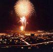 古城城门0176,古城城门,首都风光,庆祝佳节 风光摄影 腾飞的焰火