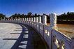 圜丘坛-02,历史古迹,首都风光,石栏 倒影 圆环