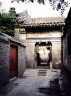 北京胡同0061,北京胡同,首都风光,北京 胡同 门口