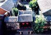 北京胡同0068,北京胡同,首都风光,屋顶 院门 景色