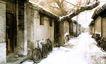 北京胡同0087,北京胡同,首都风光,自行车 首都 环境
