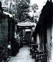 北京胡同0091,北京胡同,首都风光,胡同 三轮车 生活