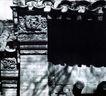 北京胡同0096,北京胡同,首都风光,屋顶 屋檐 屋瓦