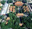 孔庙,鸟瞰北京,首都风光,故宫 全景 俯瞰
