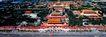 紫荆城,鸟瞰北京,首都风光,京都俯瞰