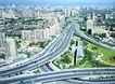 西二环路,鸟瞰北京,首都风光,都市交通