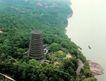 杭州六和塔,浙江省,全国各省美景,海滨 孤塔 矗立