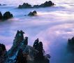 黄山云海,安徽省,全国各省美景,云海 飘浮 山川